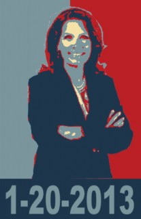Michele Bachmann, the 45th President