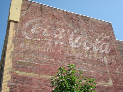 Ghost Signage