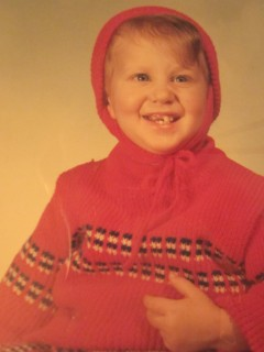 Little Edie Inspired even before Grey Gardens! Sweater: Sears.