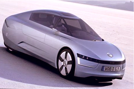 Volkswagen to Roll Out New Electric One Seater Car   greengopost.com