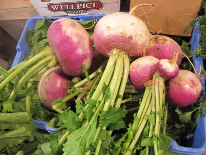 turnips that could club you