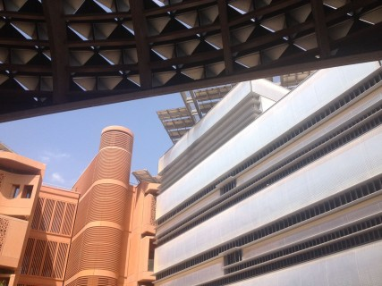 Masdar, Masdar Institute, Abu Dhabi, Leon Kaye, Abu Dhabi Sustainability Week, United Arab Emirates, Leon Kaye