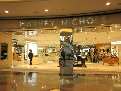 Absolutely Fabulous, Harvey Nichols, Mall of the Emirates, Dubai, United Arab Emirates, Patsy Stone, Joanna Lumley, Edina Monsoon, Jennifer Saunders
