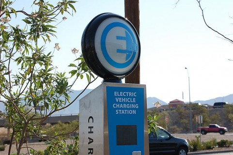 electric vehicles, EVs, electric charging stations, Andrew Cuomo, NYSERDA, ev charging stations, department of energy
