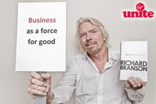 Richard Branson, Virgin Unite, Screw Business as Usual, Rio20