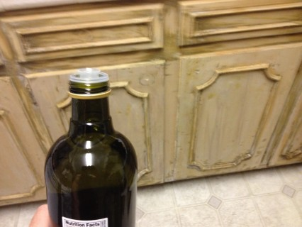 Olive Oil Can Help Restore The Wood
