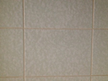 how to clean tile grout naturally, salt, kosher salt, sea salt, grout, tile grout, Fig Garden Project, San Joaquin Valley, salt scrub, chemicals, kitchen cabinet stripping