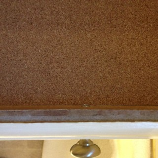 Cork Shelf Liner a Clean Sustainable Touch for Cabinets ...
