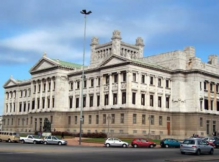 Montevideo, parliament, Uruguay, Palacio Legislativo, architecture, neoclassical architecture, art deco, Vittorio Meano, italian architects, travel