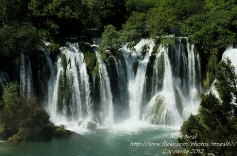 Marc Neal, photography, Bosnia, Jablanica Jezero, Kravica Falls, Sarajevo Main Square, Sarajevo Cathedral, Veliko Plivsko, Lake Jajce, The Balkans, Southeastern Europe, Office of the High Representative, Sarajevo