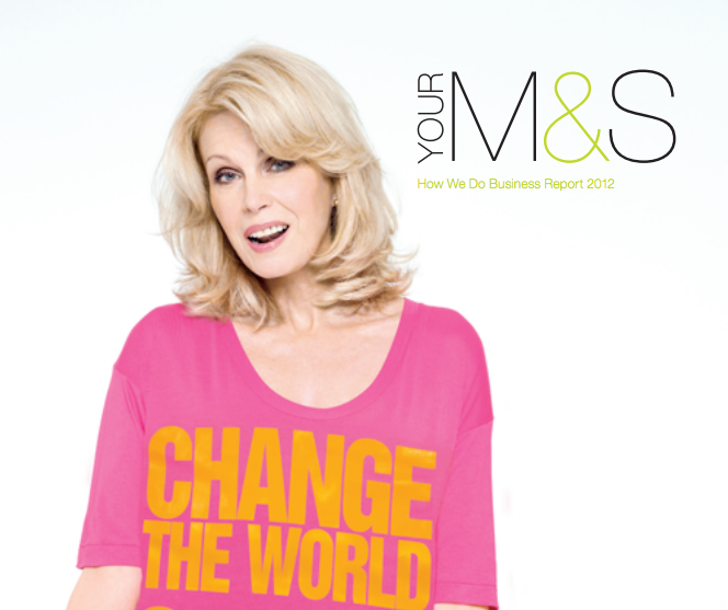Marks and spencer csr
