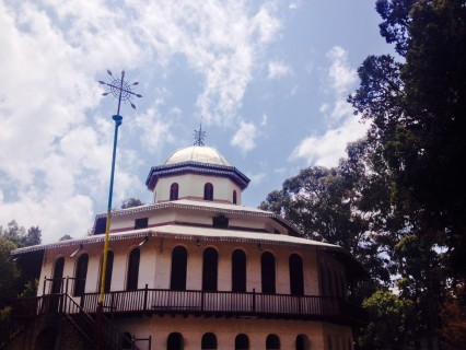 Addis Ababa, Entoto, St Raguel, Holy Raguel, Kaddis Raguel, travel, Ethiopian Orthodox Church, architecture, Leon Kaye