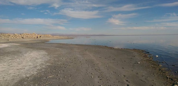 The Salton Sea is a Ghoulish Reminder of California's Water Woes
