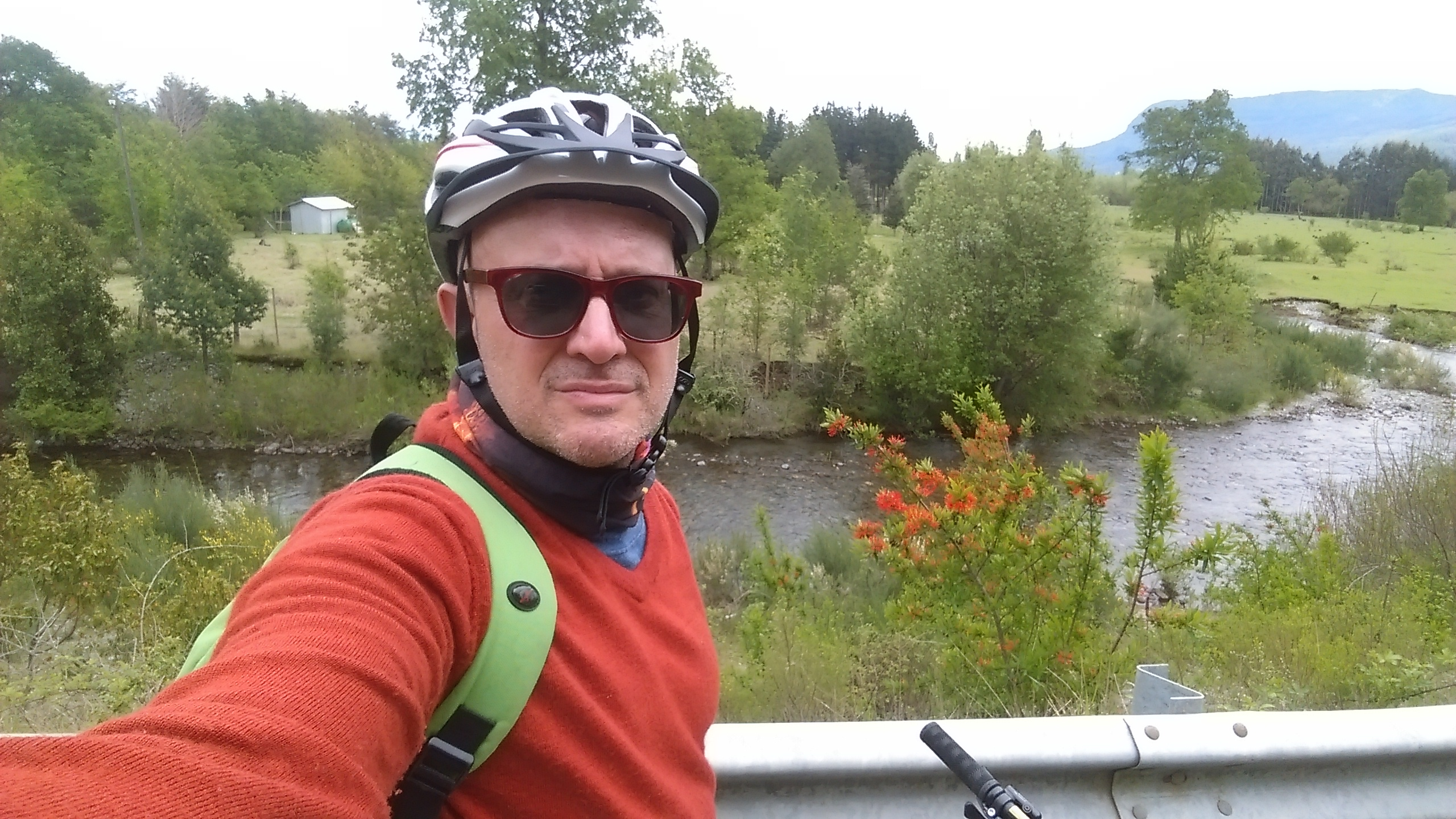 Pucon, Chile, Summit Chile, bicycling, travel, Patagonia, Villarica, Freeride Pucon