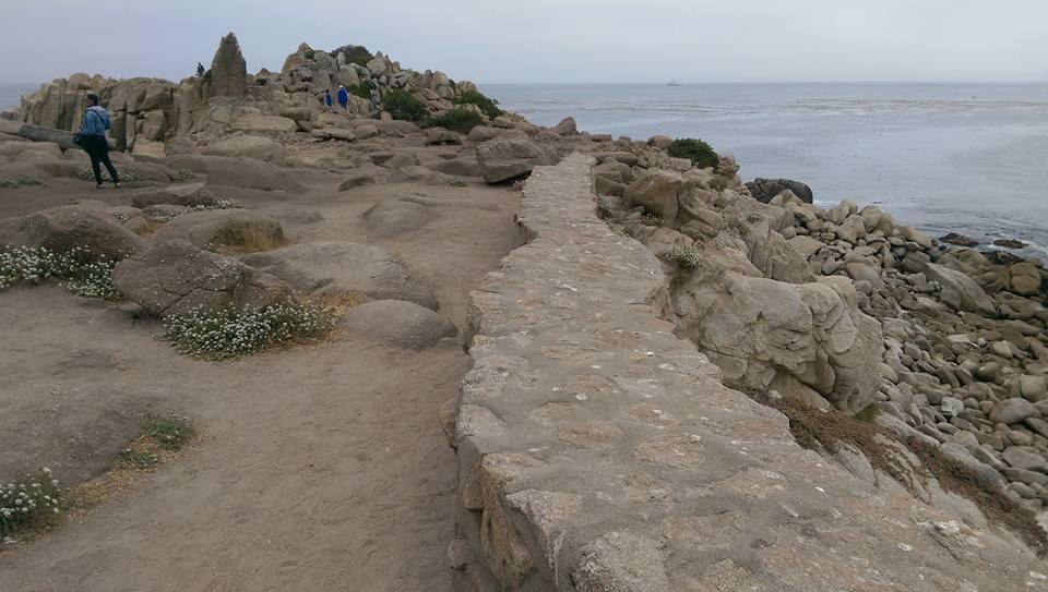 Pacific Grove, Monterey Bay, travel, California, architecture, Lovers Point