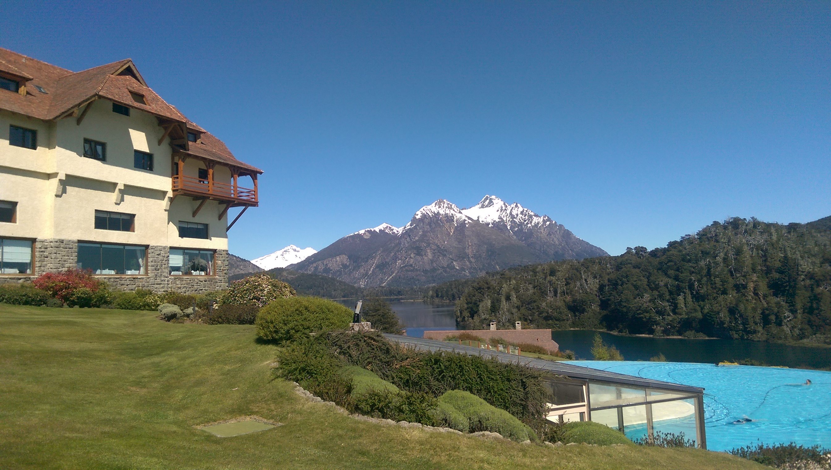 Llao Llao, Bariloche, Patagonia, Lake District, travel, Argentina, Leon Kaye