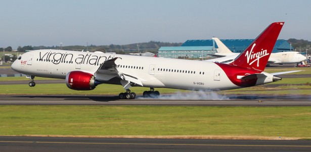 Virgin Atlantic: Emissions from Steel Mills Could Fuel Airplanes