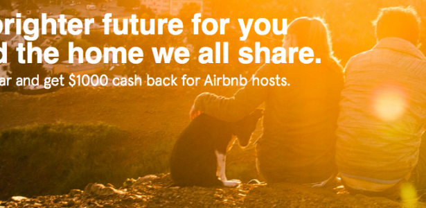 SolarCity Partners with Airbnb to Offer Solar Power Rebates