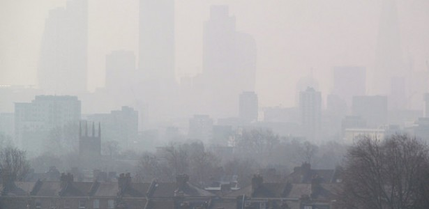 U.K. Government Sued Over Air Pollution Levels