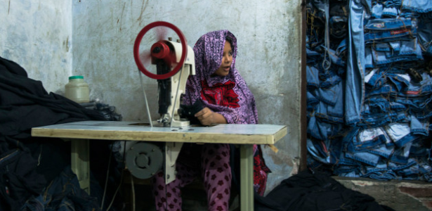 Early Warning Systems Reveal Child Labor in Bangladesh's Garment Industry
