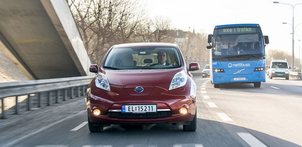 Norway Expands Its Role as the World's Electric Vehicle Leader