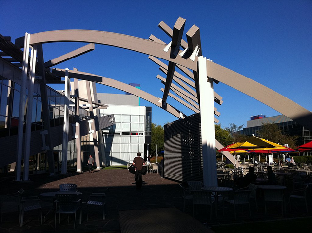 The whimsical buildings at Google's HQ belie a culture of intimidation, say some employees.