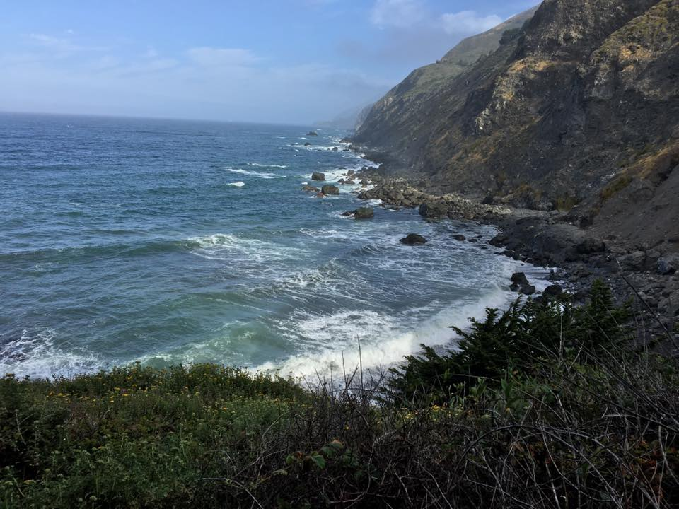 Travel, Ragged Point, central coast, California, San Simeon, Big Sur, Leon Kaye