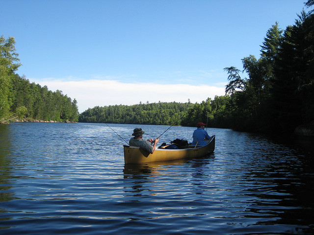 Boundary Waters Canoe Area Wilderness, Fracking, mining, oil and gas, Deepwater horizon, Leon Kaye, environmental protection